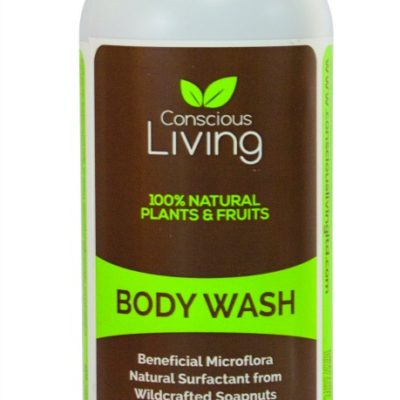 All Natural Probiotic Body Wash by Conscious Living Thailand