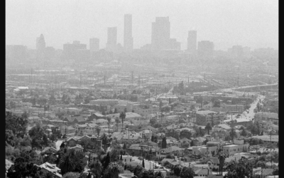 Surprising Study Blames Smog On Soaps, Paints, Other Products As Much As Cars